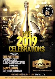 New Years Eve 2019 Celebration