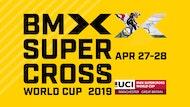 2020 UCI BMX Supercross World Cup - Sunday