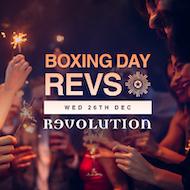 Boxing Day Revs - 26th Dec