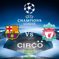 Barcelona vs Liverpool (Champions Leauge Semi-final)