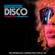 Downtown Disco w/ The Reflex, Re-Tide, Ian Ossia & more