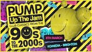 Pump Up The Jam - Brighton