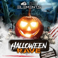 Elements Halloween Rave