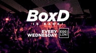 Boxd Every Wednesday at EGG London! 19