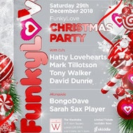 FUNKYLOVE CHRISTMAS PARTY
