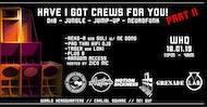 PTHF: Have I Got Crews For You pt. 2