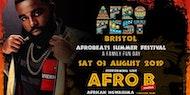 AfroFest Bristol Summer Festival with AFRO B (Joanna) 3rd August 2019