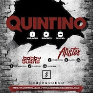 Audio Vice.... Featuring Quintino!!