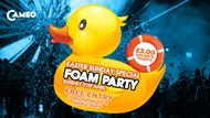 Easter Sunday Foam Party