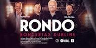 Grupės RONDO koncertas Dubline