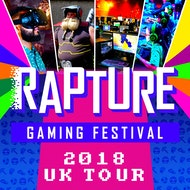 Rapture Gaming Festival - Saturday