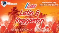 ILuv Latin and Reggaeton