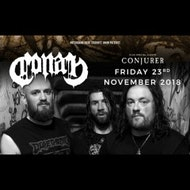 Conan, Ungraven, Shrykull and special guests