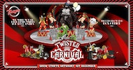 Twisted Carnival // 8th December // Players Bar