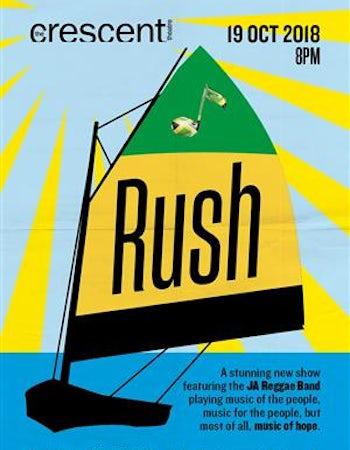 RUSH Featuring the J A Reggae Band