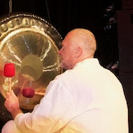 Full Moon Healing Gong and Drum Mind Massage