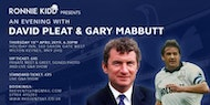 An Evening with David Pleat and Gary Mabbutt