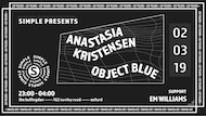 Simple presents Anastasia Kristensen and Object Blue