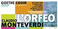 Claudio Monteverdi: L'Orfeo