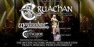 Cruachan (and four guest vocalists) + Waylander + Celtachor