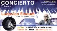 Tributo a Ludovico Einaudi [ORIGENES TOUR] en Vigo