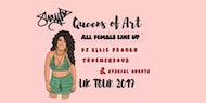 Shay D || Queens of Art || LIVE in BRISTOL || All female hip hop line up