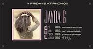 Jayda G: 4 Fridays
