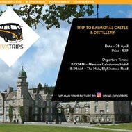 VIVA Aberdeen: trip to Balmoral Castle & Cairngorms
