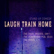 Laugh Train Home Comedy Wednesdays at The Four Thieves