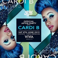 Cardi B official after party