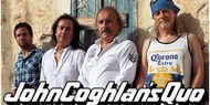 John Coghlan's Quo - The Legendary Status Quo Drummer & His Band