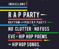 Inua Ellams Rap Party