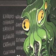Dark Days - HP Lovecraft - An Eldritch Life