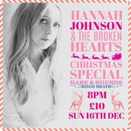 Hannah Johnson: Christmas Special