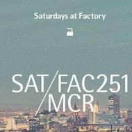 Saturdays @ FAC251 - 08/12/2018