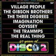 40 Years of Disco 2 - Standing