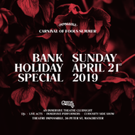 Carnival Of Fools Easter Bank Holiday Special