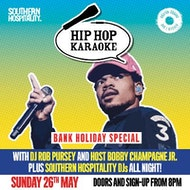 Hip Hop Karaoke Bank Holiday Special!