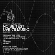 NOISE Test: UVB-76 Music Takeover II