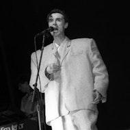 Des Was a Bowie Fan: David Byrne After-Party