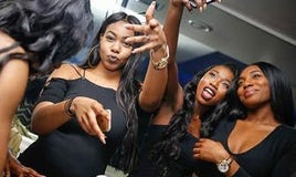 Afrobeats In The City - SMADE Parties