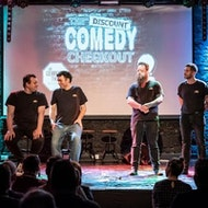 Shoe Cake Comedy Presents ...The Discount Comedy Checkout