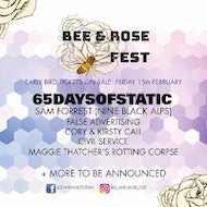 Bee and Rose Fest