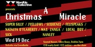 Word Up Collective presents A Christmas Miracle