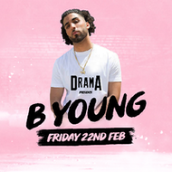 Drama Fridays presents BYOUNG (Live Performance)