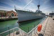 HMS Caroline - Self Guided Tours