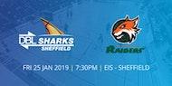DBL Sheffield Sharks v Plymouth Raiders