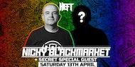 Heft Presents: Nicky Blackmarket & ?