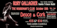 Third Rory Gallagher Dublin Tribute Night