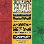 House Vs Reggae BBQ Party